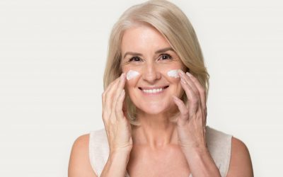 Overgang en huidverzorging